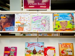 Book Fair Shopping Hours are 2.30pm to 4pm Thursday 20th, Friday 21st and Monday 24th August (Library)
